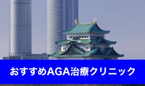 名古屋(愛知県)でAGA治療薄毛対策